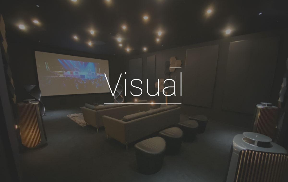 Genesis Visual Home Button