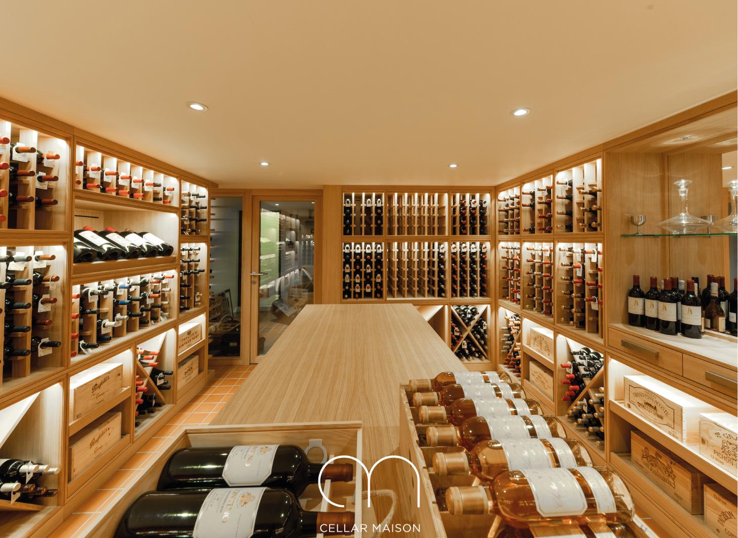 Genesis Wine Cellar Gallery 1